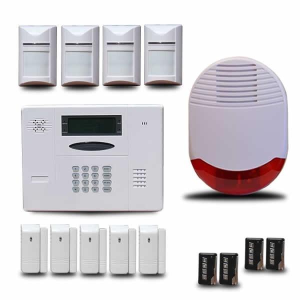 Alarme maison Optium KA540