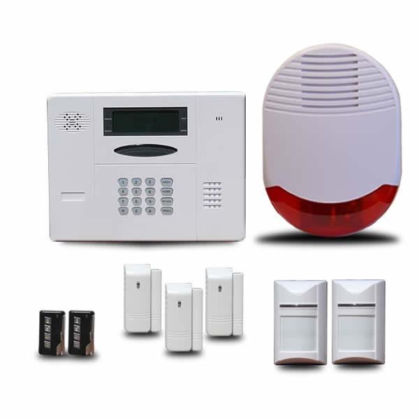 alarme maison Optium ka340